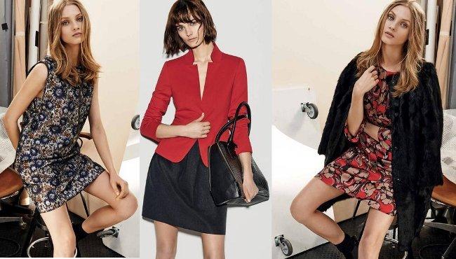 Marella abbigliamento autunno inverno 2014 2015