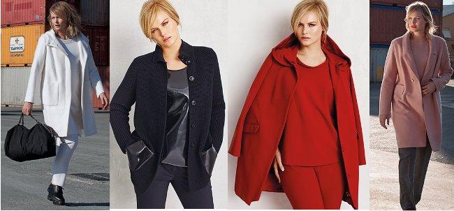 Marina Rinaldi abbigliamento autunno inverno 2014 2015