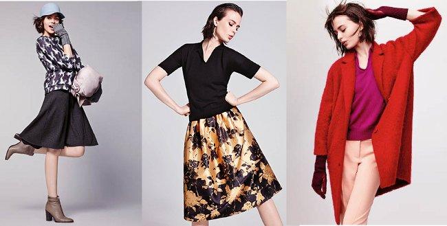 Max  Co abbigliamento autunno inverno 2014 2015