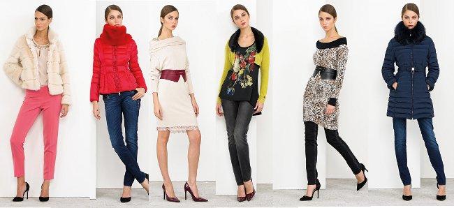 Nenette abbigliamento autunno inverno 2014 2015
