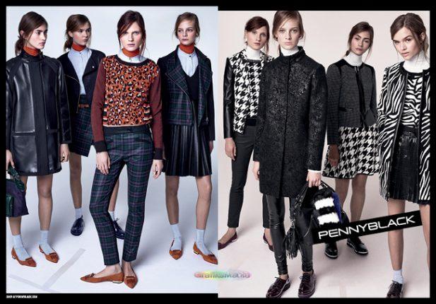 Pennyblack abbigliamento autunno inverno 2014 2015