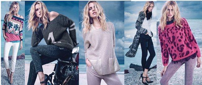 Twin Set Jeans abbigliamento autunno inverno 2014 2015