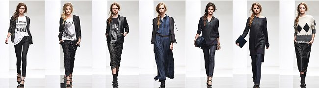 Twin Set Jeans autunno inverno 2014 2015