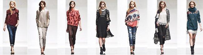 Twin Set Jeans moda autunno inverno 2014 2015