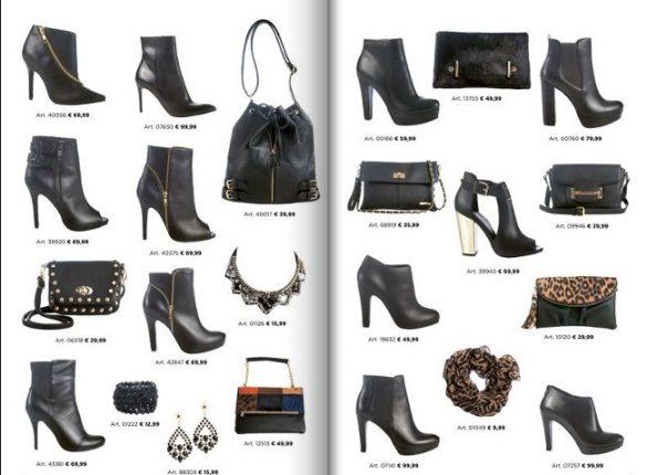 Primadonna scarpe collezione donna catalogo autunno inverno 2014 2015