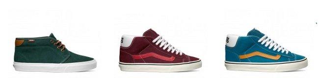 1f45350e9a099 Vans scarpe autunno inverno 2014 2015 - Scarpe - GrafiksMania