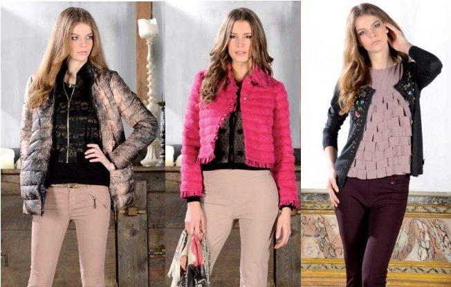 Cristinaeffe abbigliamento autunno inverno 2014 2015
