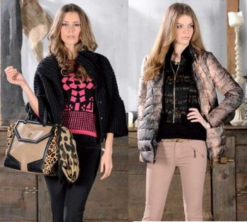 Cristinaeffe collezione autunno inverno 2014 2015