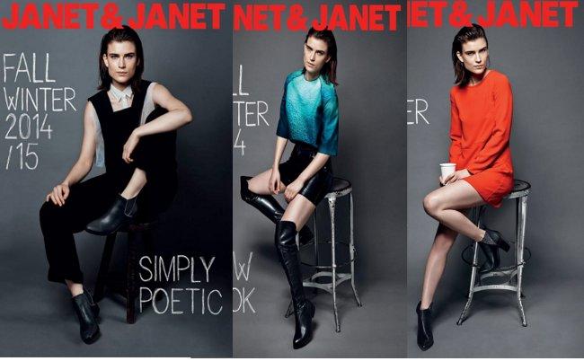 Janet  Janet  scarpe autunno inverno 2014 2015