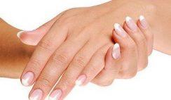 Macchie bianche sulle unghie