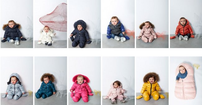 Add tute baby autunno inverno 2014 2015
