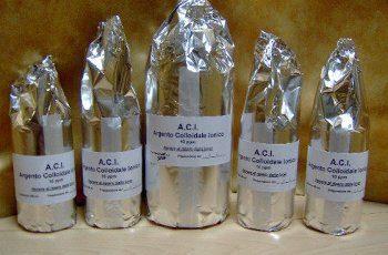 Argento colloidale antibiotico naturale dimenticato