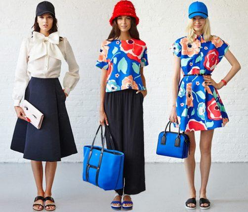 Anni 70 moda primavera estate 2015