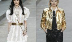 Chanel catalogo moda donna primavera estate 2015