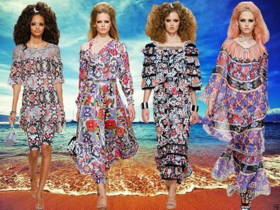 Chanel catalogo primavera estate 2015