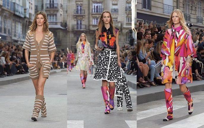 Chanel collezione primavera estate 2015