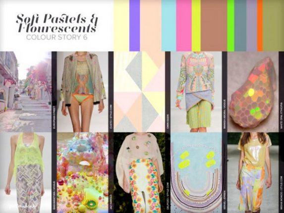 Colori neon moda primavera estate 2015