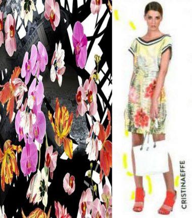 Cristinaeffe catalogo moda donna primavera estate 2015