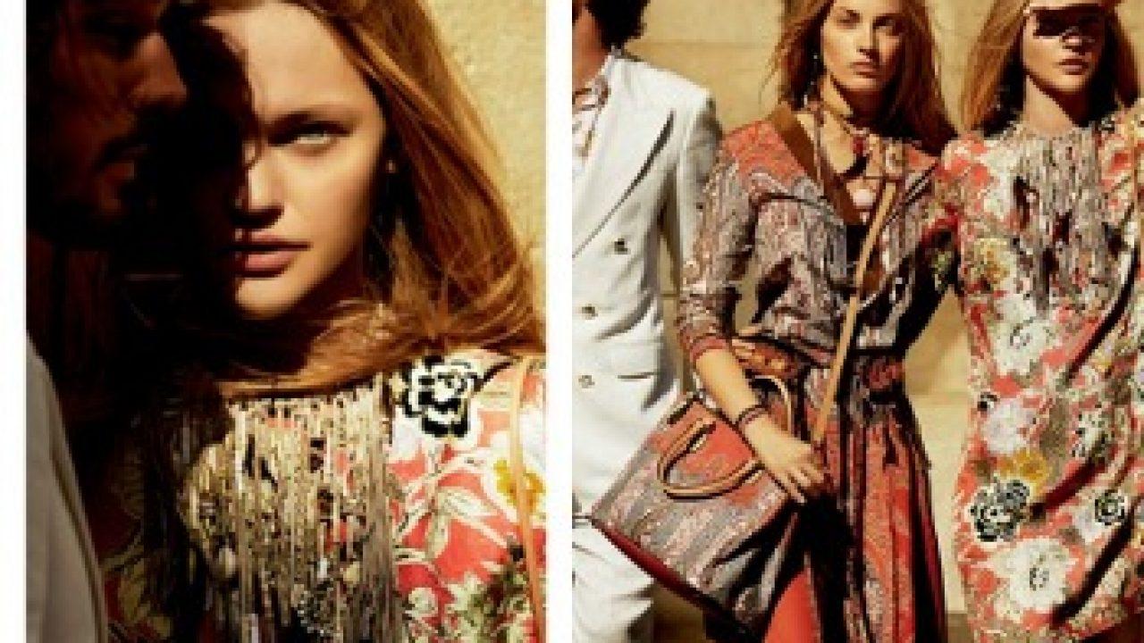 on sale fce5b 664c9 Etro primavera estate 2015 - Abbigliamento donna - GrafiksMania