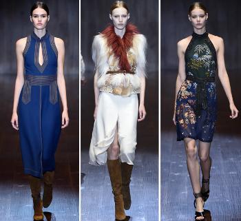 Gucci catalogo moda donna primavera estate 2015