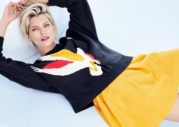 H  M catalogo moda donna primavera estate 2015