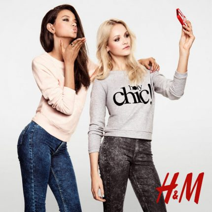 H  M jeans primavera estate 2015