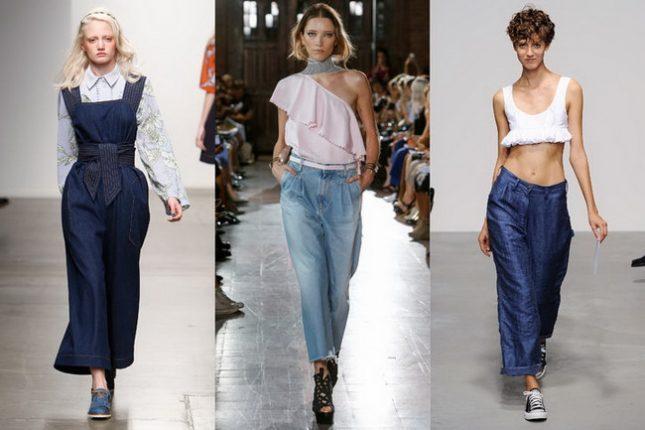 Jeans moda primavera estate 2015