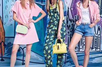 Patrizia Pepe catalogo moda donna primavera estate 2015