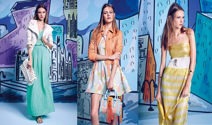 the latest 130b3 55c72 Patrizia Pepe catalogo moda donna primavera estate 2015 ...