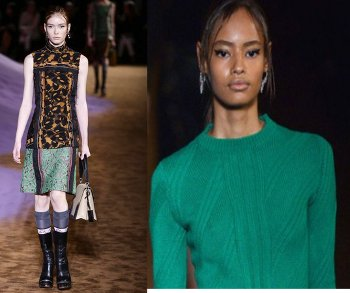 7dc040886198 Prada catalogo moda donna primavera estate 2015 - Abbigliamento donna -  GrafiksMania