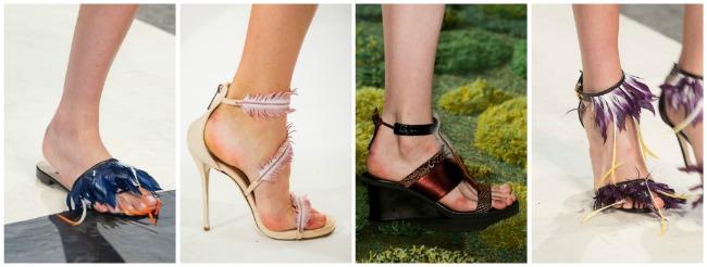 Scarpe con pime primavera estate 2015