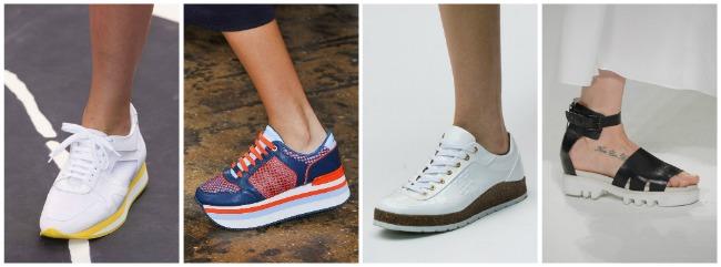 Scarpe sportive primavera estate 2015