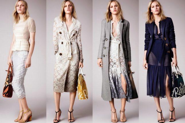Soprabiti moda primavera estate 2015