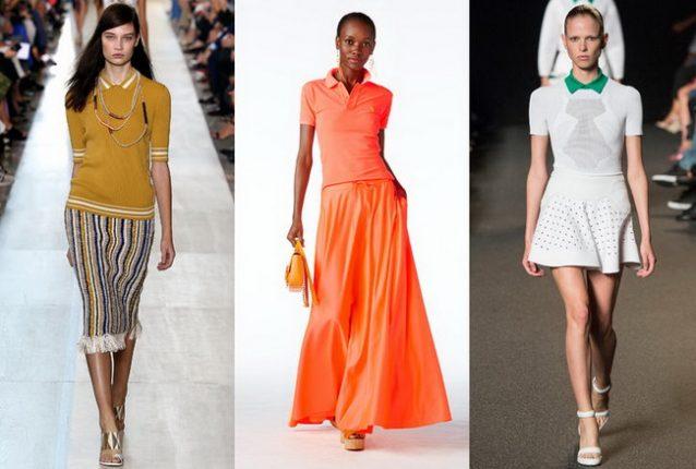 Stile safari Moda primavera estate 2015