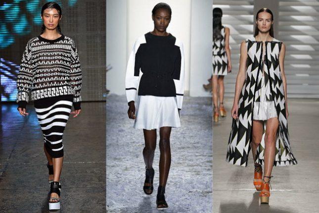 Stile sportivo moda primavera estate 2015