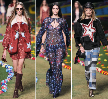 Tommy Hilfiger catalogo moda donna primavera estate 2015