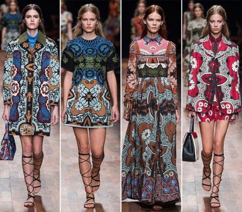 Valentino collezione primavera estate 2015