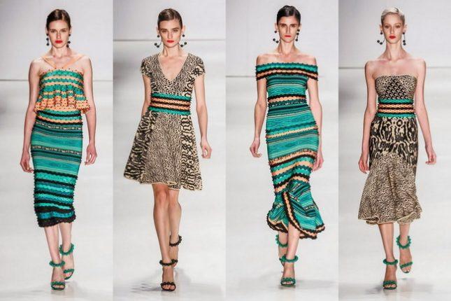 Vestiti moda primavera estate 2015