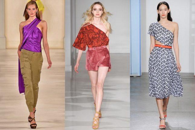 Vestiti svasati moda primavera estate 2015