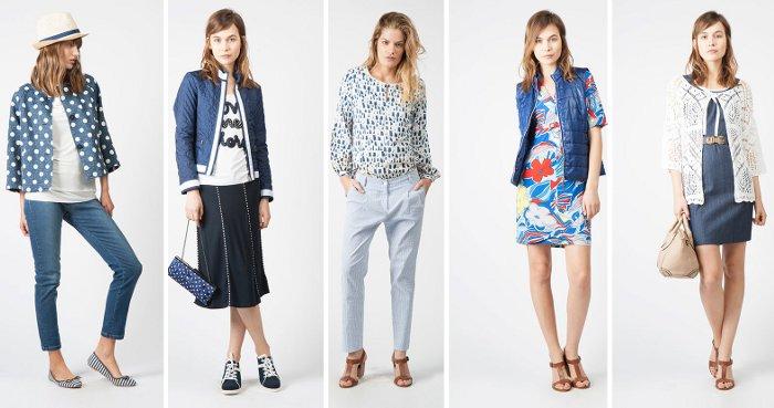 Abbigliamento Camomilla primavera estate