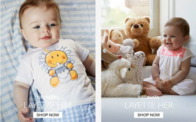 Benetton bambini catalogo primavera estate 2015