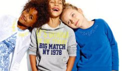 Benetton bambini nuovi arrivi primavera estate 2015
