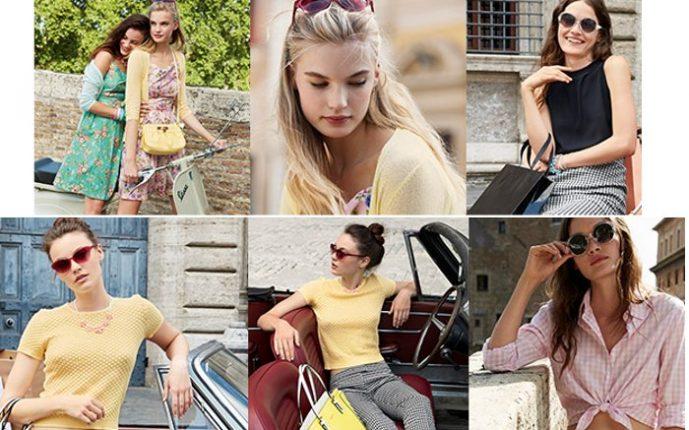 Benetton donna nuovi arrivi primavera estate