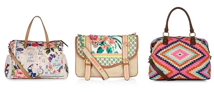 Borse Accessorize catalogo primavera estate 2015