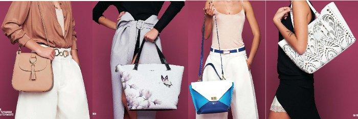 Borse Tosca Blu collezione primavera estate 2015