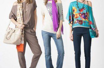Camomilla abbigliamento primavera estate 2015