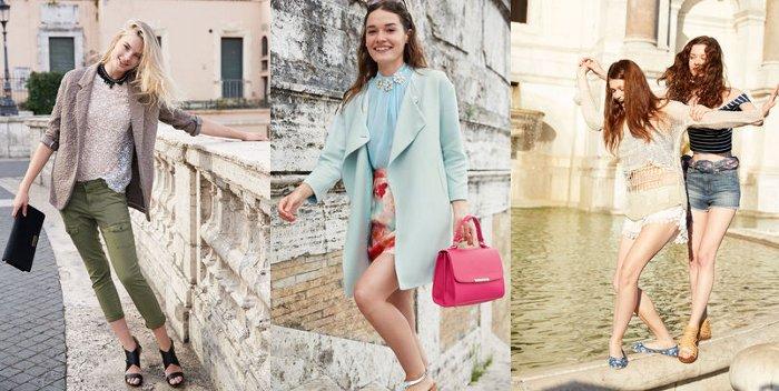 Collezione Benetton primavera estate