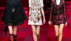 Collezione Dolce Gabbana 2015