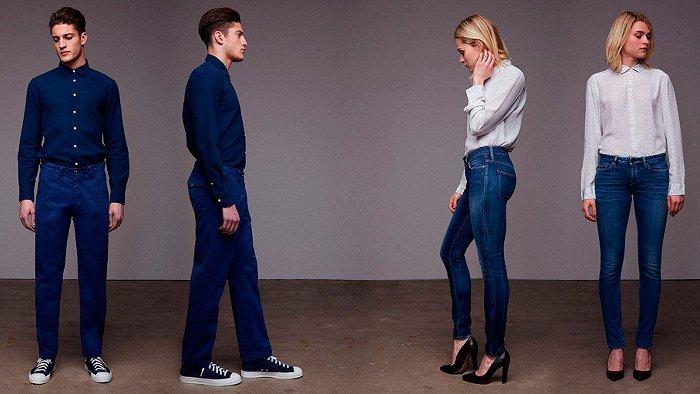 Collezione Levis jeans 2015