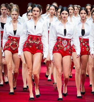 Dolce  Gabbana collezione primavera estate 2015